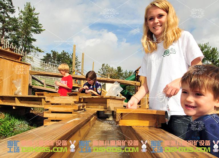 儿童淘矿项目加盟首选淘矿工场设备源于英国