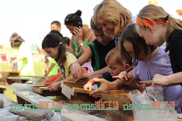 儿童淘矿项目加盟工场免加盟费 免费品牌应用 免费培训